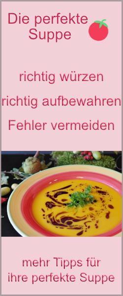 die perfekte suppe